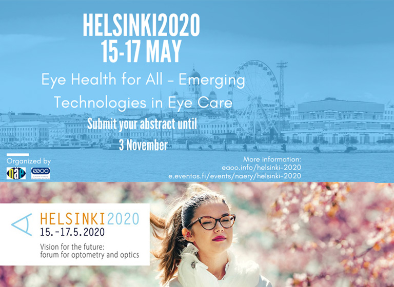 HELSINKI 2020 call for abstracts