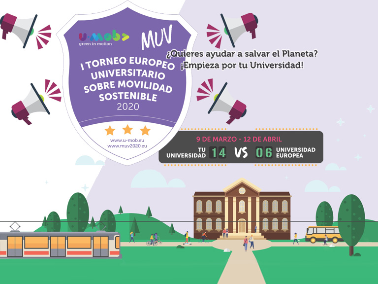 I TORNEO UNIVERSITARIO SOBRE MOVILIDAD SOSTENIBLE